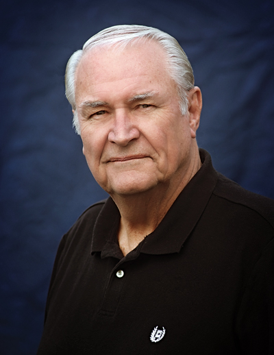 Dick Jacobsen Author Photo