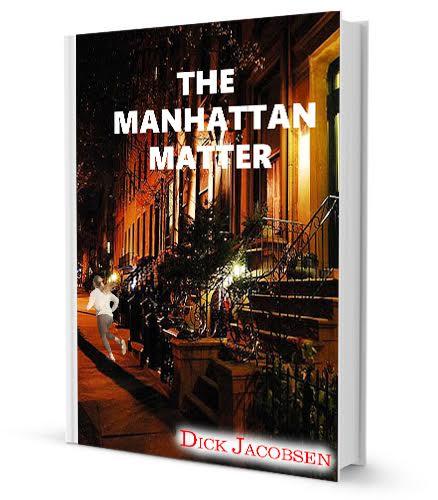 Manhattan Matter 3D Book