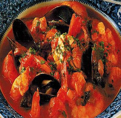 Cioppino means love in any language